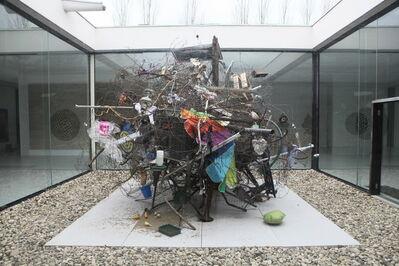 Dan Colen, 'Tumbleweed Sculpture', 2012-2014