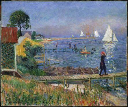 William James Glackens, 'Bathers at Bellport', ca. 1912