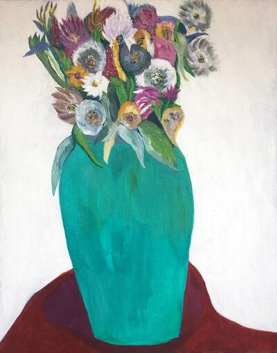 Kathleen Sidwell, 'Blue Heaven, Woman's Altar', 2019