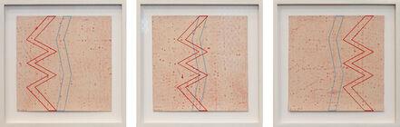 Mariano Ferrante, 'N 15 (triptych)', 2019