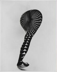 Philippe Halsman, 'Op Art Nude', 1960