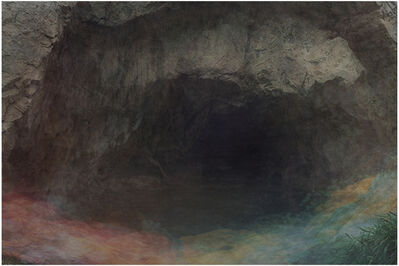Amy Elkins, 'Seventeen Years out of a Death Row Sentence (Cave)', 2009-2016