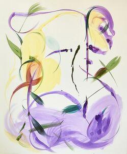 Yanyan Huang, 'Purple Poem', 2019
