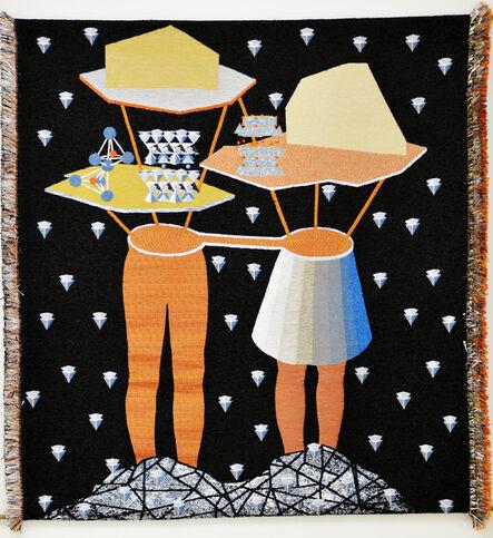 Otobong Nkanga, 'In Pursuit of Bling: The Transformation', 2014