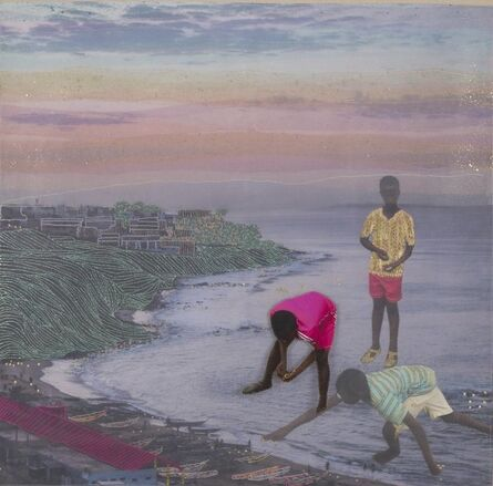 Joana Choumali, 'EVERY DAY IS ENOUGH, Series Alba'hian', 2020
