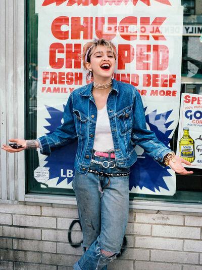 Richard Corman, 'Madonna Bodega', 1983