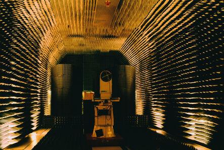 Lewis Baltz, 'Anechoic chamber, France Telecom Laboratories II, Lannion', 1989-1991