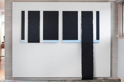 Peter Adsett, 'Number 8 & 9 (pair)', 2015