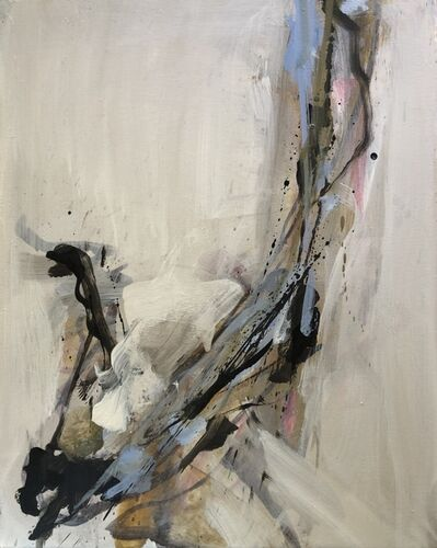 Tom Lieber, 'Small Blue Slide', 2020