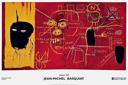 Jean-Michel Basquiat, 'Florence (1983)', 2002