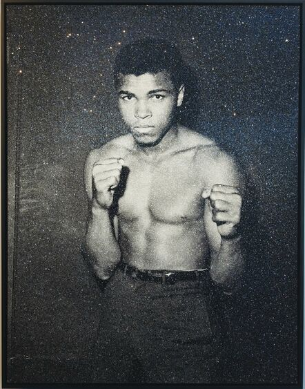 Russell Young, 'Ali'