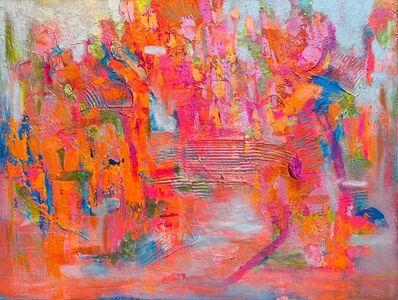 Ricardo Lowenberg, 'Te Veo Desde Mi Ventana ', 2021