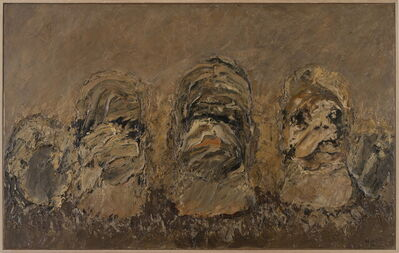 Roger Edgar Gillet, 'Les Apôtres', ca. 1998