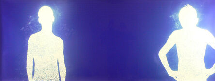 Christopher Bucklow, 'Tetrarchs, 12:27 pm & 12:42 pm, 10th July,', 2001