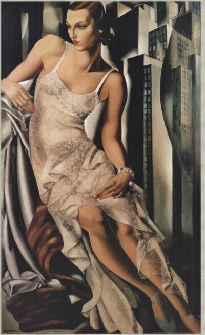 Tamara de Lempicka, 'Portrait de Madame Allan Bott', 2001