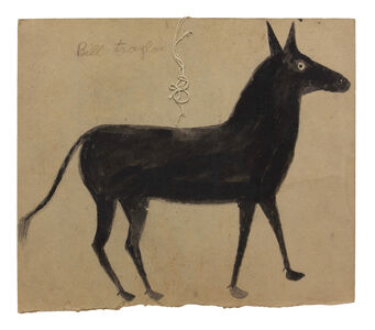 Bill Traylor, 'Untitled', ca 1939-1942