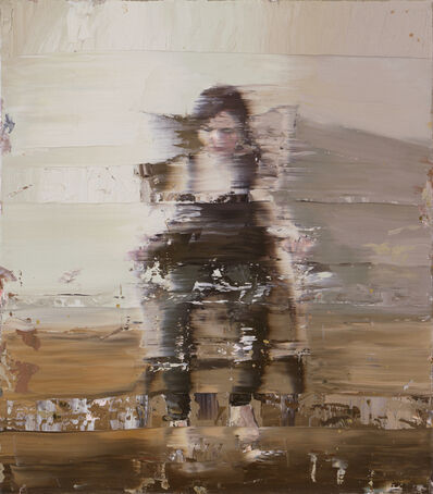 Andy Denzler, 'Study for The Painter's Room II', 2018