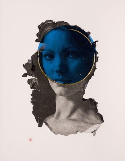 Blythe King, 'X-ray Vision', 2017