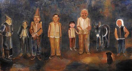 Duan Zhengqu, 'Sunrise', 2013-2014