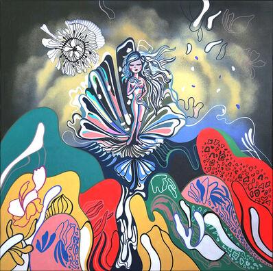 Anthea Missy, 'Venus In Bloom', 2017