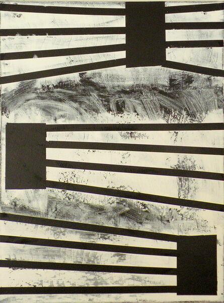 James O'Keefe, 'Three Paintings #4', 2017