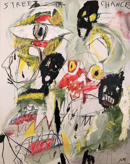 Alison Mosshart, 'STREET OF CHANCE', 2018