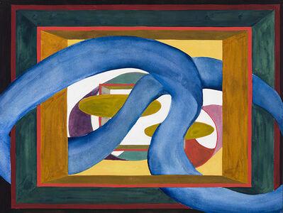 Al Held, 'Untitled', 1989