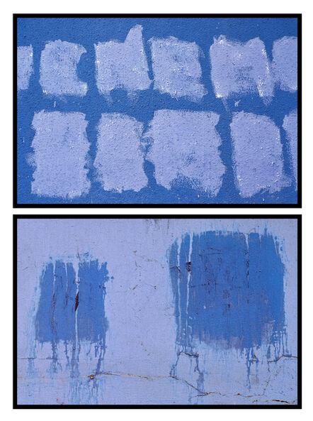 Cristián Silva-Avária, 'Pintura Abstracta Chilena (Blue Note versión S)', 2004