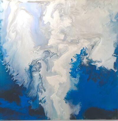 Suzan Woodruff, 'Blue Rising', 2016