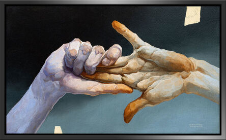 Denis Sarazhin, 'Gesture 2', 2020