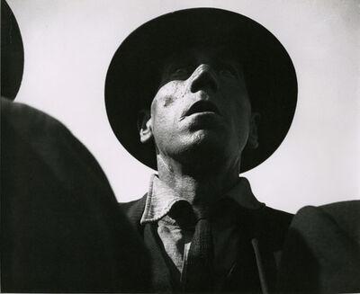 Dorothea Lange, 'Demonstration, San Francisco', 1933