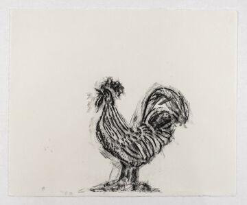 Joe Nanashe, 'Untitled Rubbing II', 2018