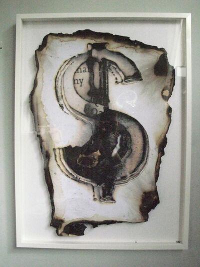 kennardphillipps, 'Dollar 2', 2008