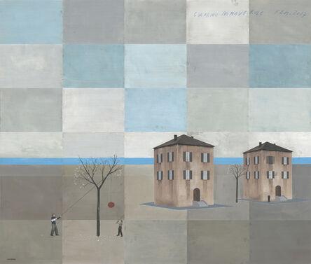 Paolo Ventura, 'Giardino Primaverile ', 2017