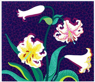 Yayoi Kusama, 'Lillies', 1989