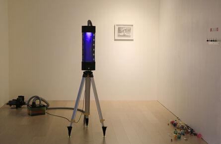 Pei-xin Chuang, 'Capsule toys tornado', 2014