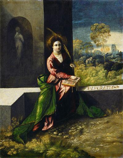 Dosso Dossi, 'Saint Lucretia', ca. 1520