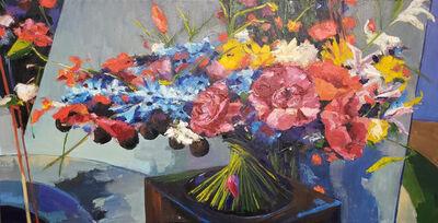 Jenn Hallgren, 'Flower Show #7', 2019
