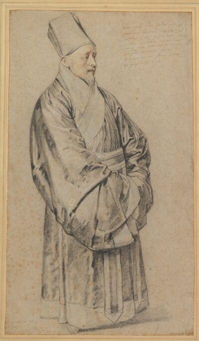 Peter Paul Rubens, 'Portrait of Nicolas Trigault in Chinese Costume', 1617