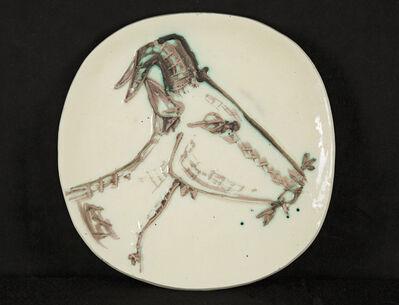 Pablo Picasso, 'Tête de chèvre de profil', 1950