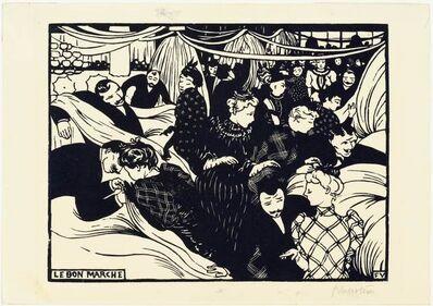 Félix Vallotton, 'Le bon marché', 1893