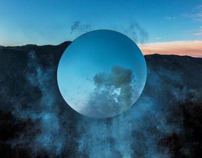 Kevin Cooley, 'Circle, San Gabriel Mountains', 2019