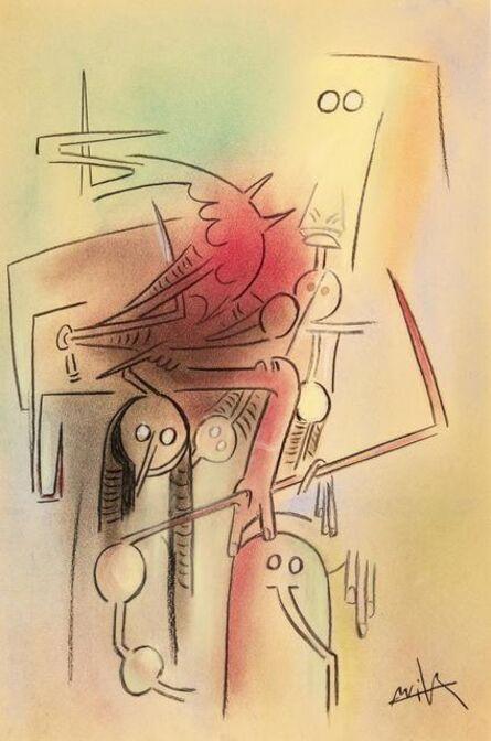 Wifredo Lam, 'Totem', 1971
