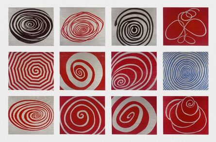 Louise Bourgeois, 'Spirals', 2005