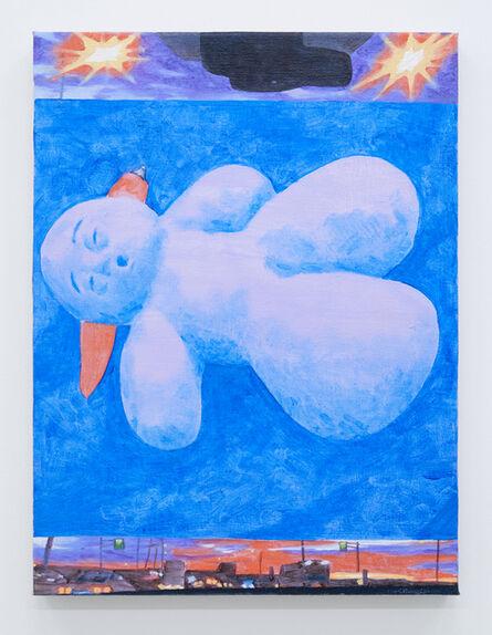 Aya Ito, 'Sleeping stone ver.3', 2017