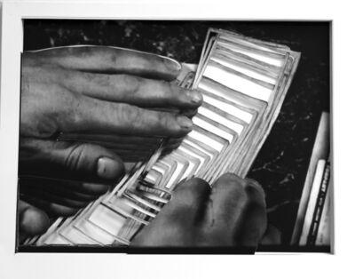 Karin Fisslthaler, 'Kristall (What is money I)', 2015