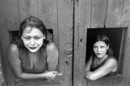 Henri Cartier-Bresson, 'Calle Cuauhtemoctzin /Cuauhtemoctzin Street, Mexico City', 1934