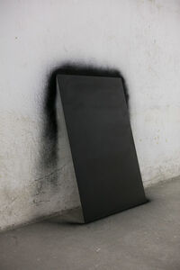 Charbel-joseph H. Boutros, 'Mirror enclosing its own reflection ', 2011