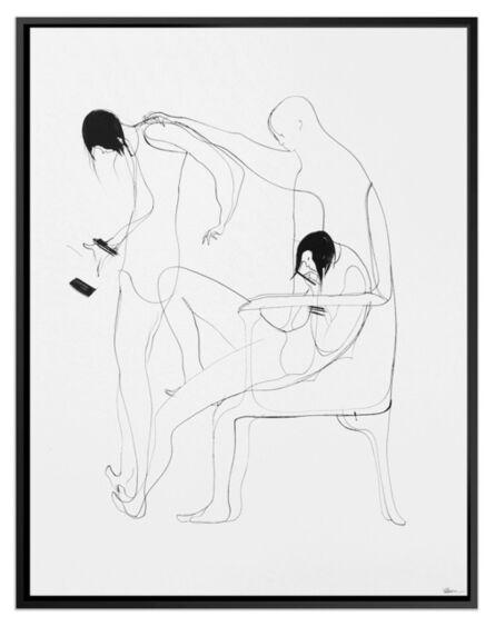 Will Barras, 'Put it down ', 2016