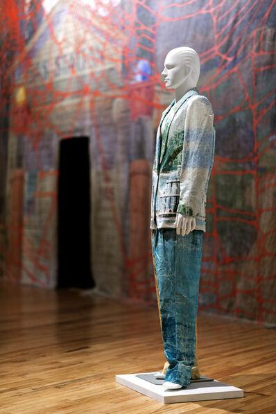 Jim Shaw, 'Mississippi River Suit', 2013